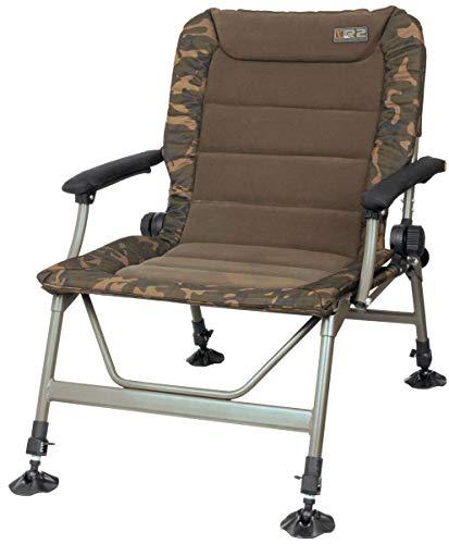 Fox R2 Camo Chair Angelstuhl