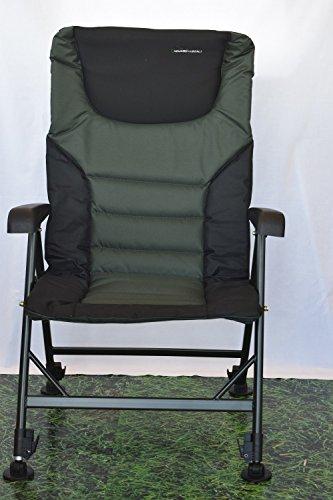 Ground Contakt DELUXE Chair with Armrest von Jenzi