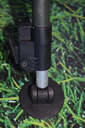 Ground Contakt DELUXE Chair with Armrest von Jenzi - 3