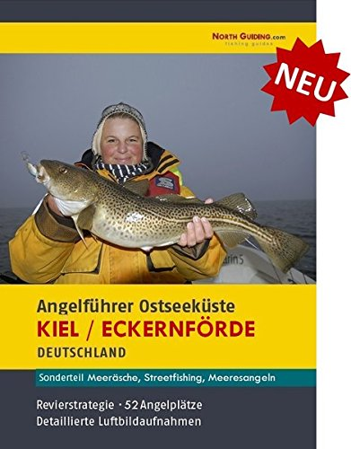 Angelführer Kiel / Eckernförde - 52 Angelplätze