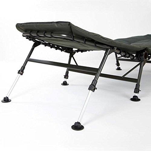 Mostal Anglerliege Karpfenliege Bedchair - 3