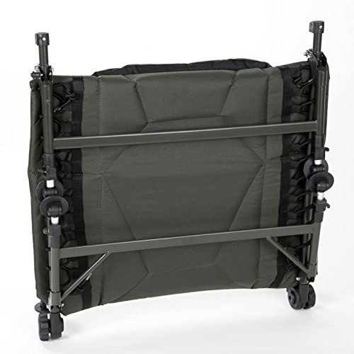 Mostal Anglerliege Karpfenliege Bedchair - 6