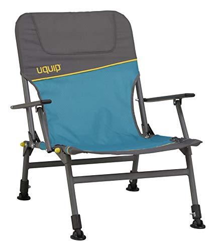 Uquip Campingstuhl Lofty, höhenverstellbar, bis 120 kg