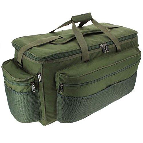 NGT Giant Green Carryall Tasche, Grün, L