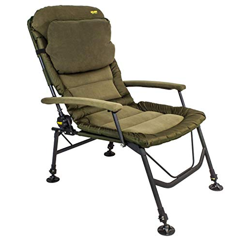 BAT-TackleChillzone Super Recliner Chair
