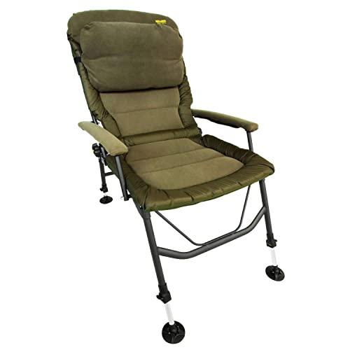 BAT-TackleChillzone Super Recliner Chair - 3