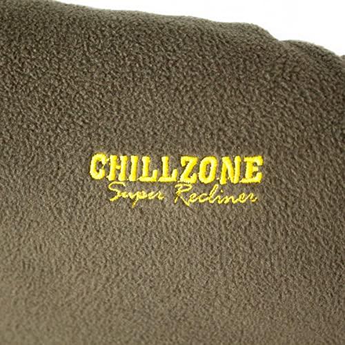 BAT-TackleChillzone Super Recliner Chair - 7